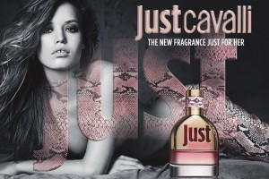Just Cavalli New Fragrance